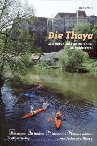 Die Thaya Kanuführer