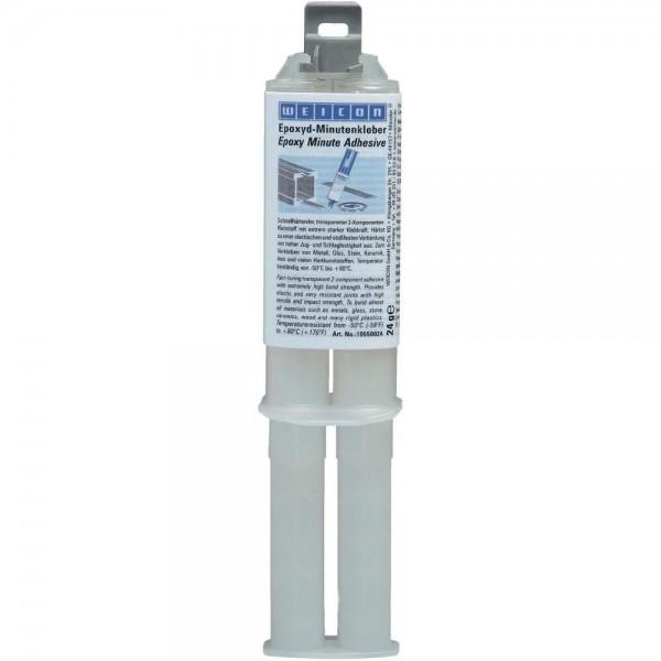 Epoxyd 2 Komponeten Schnellkleber 24 ml 41,25 € / 100 ml