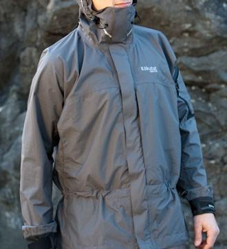 Kokatat Pacelite Full Zip Jacket graphit Goretex