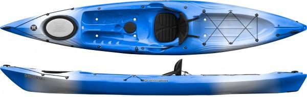Triumph 13 Comfort blau/weiss