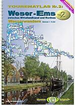 TourenAtlas TA2 Weser-Ems 2.Aufl. 2013