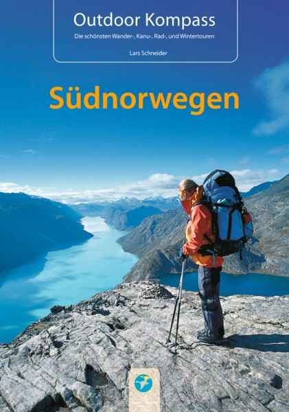Südnorwegen Outdoor Kompass
