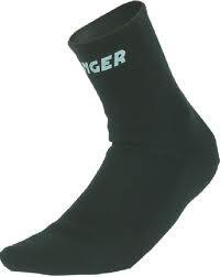 Langer Neopren Socke