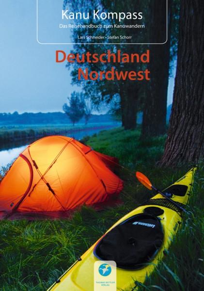 Deutschland Nordwest Kanu Kompass