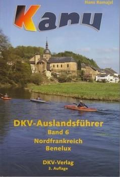 DKV-Auslandsführer - Nordfrankreich/Benelux