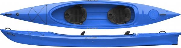 Vista Rent Wave Sport blau