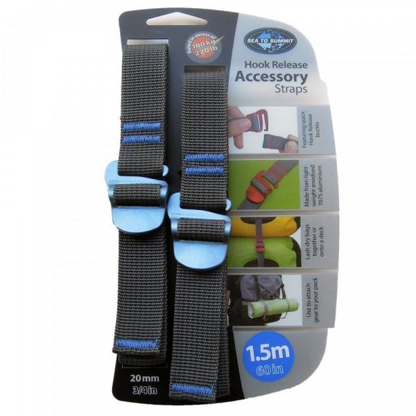 Accessory Strap with Hook - Gepäckgurt mit Haken