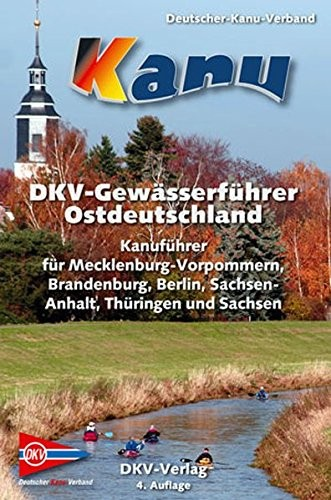 DKV-Gewässerführer Ostdeutschland