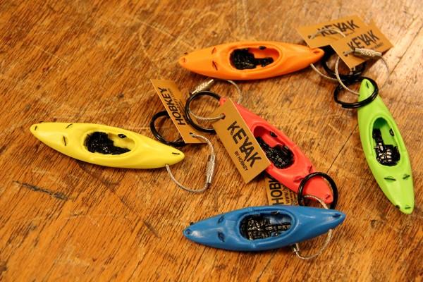 WW Kayak Schlüsselanhänger