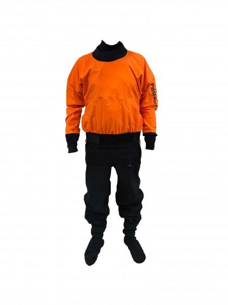 Trockenanzug Lettmann - mit Stretchmaterial