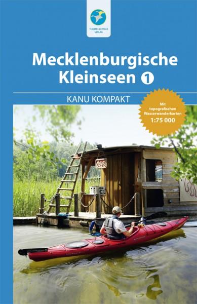 Mecklenburgische Kleinseen1 Kanu Kompakt