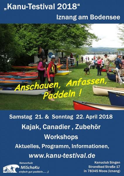 Testevent Lettmann 21.04. -22.04.2018 in Iznang / Bodensee