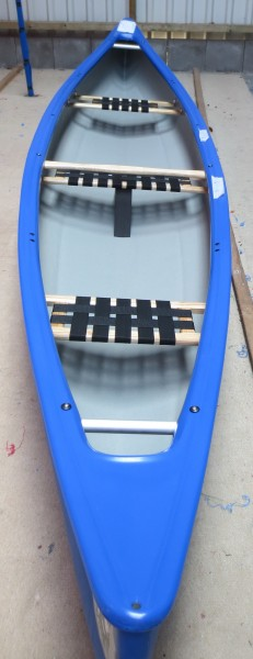 Trapper 490 / 3BÄ II Wahl blau