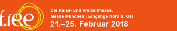 Messe f.re.e in München 21.02.-25.02.2018