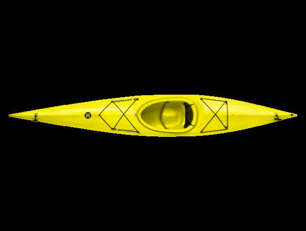 Perception Carolina XS gelb