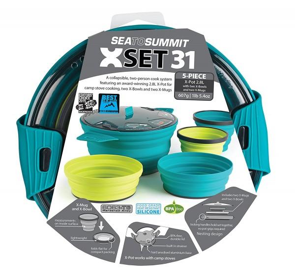 X-Set 31 - Geschirr Set