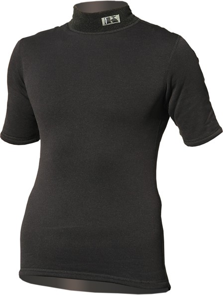 Kwark Thermo Pro Power Stretch Stand Up Shirt - Lettmann